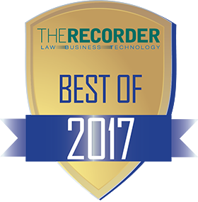 The Recorder - Law Business Technology - Best of 2017