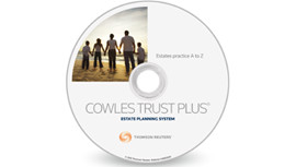 Cowles Trust Plus cd-rom