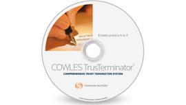 Cowles TrusTerminator cd-rom