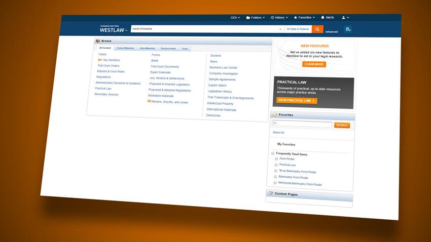 Form Finder Legal Solutions