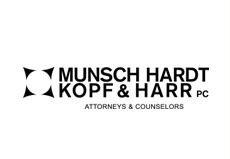 Munsch Hardt Kopf & Harr
