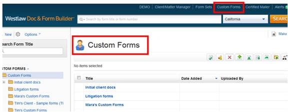 Streamline Your Intake Process with Custom Forms | Legal Solutions