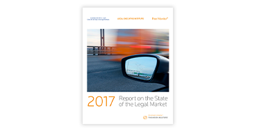 2017 Report on the State of the Legal Market