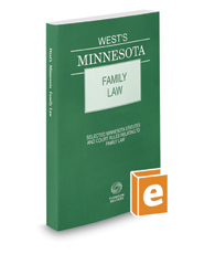 West's® Minnesota Family Law, 2020 ed.