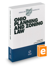 Ohio Planning and Zoning Law, 2018 ed. (Baldwin's Ohio Handbook Series)
