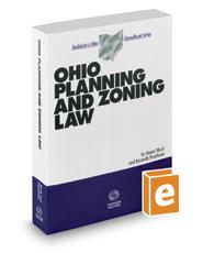 Ohio Planning and Zoning Law, 2019 ed. (Baldwin's Ohio Handbook Series)