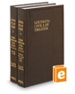 Workers' Compensation, 5th (Vols. 13-14, Louisiana Civil Law Treatise Series)