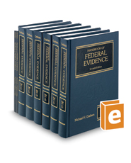 Handbook of Federal Evidence, 7th