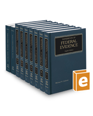 Handbook of Federal Evidence, 8th