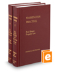 Real Estate: Property Law and Transactions, 2d (Vols. 17 and 18, Washington Practice Series)