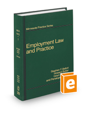 Employment Law and Practice, 4th (Vol. 17, Minnesota Practice Series)