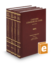 White and Summers' Uniform Commercial Code, 6th (Practitioner Treatise Series)