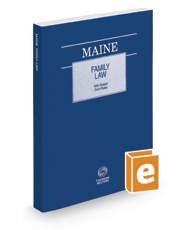 Maine Family Law, 2017 ed.