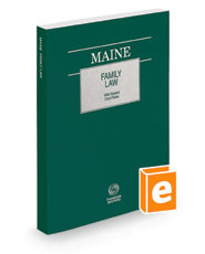 Maine Family Law, 2018 ed.