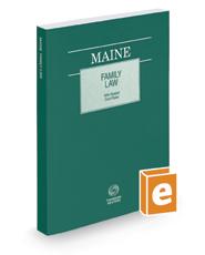 Maine Family Law, 2020 ed.