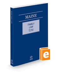 Maine Family Law, 2021 ed.
