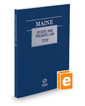 Maine Estate and Probate Law with Related Court Rules, 2016 ed.