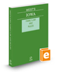West's Iowa Family Law and Rules, 2021 ed.