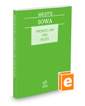 West's Iowa Probate Law and Rules, 2016 ed.