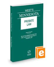 West's Minnesota Probate Law, 2019 ed.