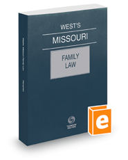 West's® Missouri Family Law, 2016 ed.