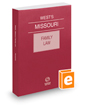 West's® Missouri Family Law, 2017 ed.