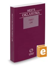 West's® Oklahoma Family Law, 2021 ed.