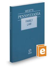 West's Pennsylvania Family Law, 2019 ed.
