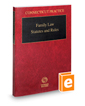 Family Law Statutes and Rules, 2019 ed. (Connecticut Practice Series)