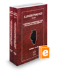 Uniform Commercial Code with Illinois Code Comments, 2017 ed. (Vol. 2A and 2B, Illinois Practice Series)