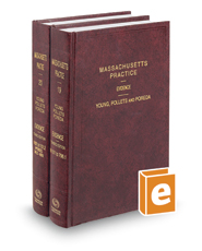 Evidence, 3d (Vols. 19 and 20, Massachusetts Practice Series)