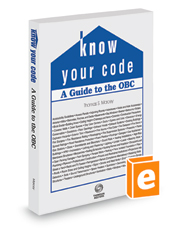 Know Your Code: A Guide to the OBC, 2018 ed.