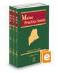 Civil Practice, 3d, 2016-2017 ed. (Vols. 2-3A, Maine Practice Series)