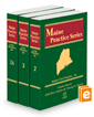 Civil Practice, 3d, 2020-2021 ed. (Vols. 2-3A, Maine Practice Series)