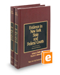 Evidence in New York State and Federal Courts, 2d (Vols. 5-5A, New York Practice Series)
