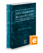New Hampshire Rules of Court - State and Federal, 2019 ed. (Vols. I & II, New Hampshire Court Rules)