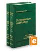 Corporation Law & Practice, 3d (Vols. 18 & 19, Minnesota Practice Series)