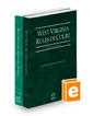 West Virginia Rules of Court - State and Federal, 2021 ed. (Vols. I & II, West Virginia Court Rules)