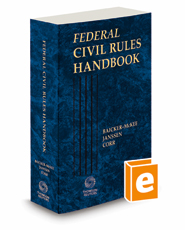 Federal Civil Rules Handbook, 2021 ed.
