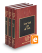 New York Law of Torts (Vols. 14-16, New York Practice Series)