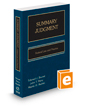Summary Judgment: Federal Law & Practice, 2020 ed.