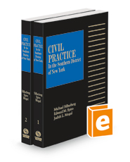 Civil Practice in the Southern District of New York, 2021 ed.