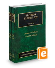 Florida Elder Law, 2015-2016 ed. (Vol. 14 & 15, Florida Practice Series)