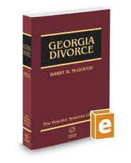 Georgia Divorce, 2019 ed.