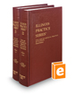 The Law of Medical Practice in Illinois, 3d, Vol. 21-22 (Illinois Practice Series)