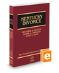Kentucky Divorce: A Practice Systems Library Manual, 2019 ed.