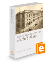 Federal Appellate Practice: Ninth Circuit, 2020-2021 ed.