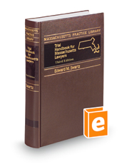 Trial Handbook for Massachusetts Lawyers, 3d