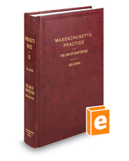 The Law of Chapter 93A, 2d (Vol. 52, Massachusetts Practice Series)