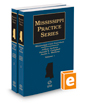 Mississippi Civil Procedure, 2017 ed. (Mississippi Practice Series)